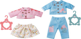 Zapf Baby Annabell Outfit Boy & Girl 43 cm
