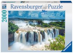 Ravensburger 16607 Puzzle Wasserfälle von Iguazu 2000 Teile