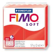 STAEDTLER FIMO soft 8020 - Materialpack á 57 g, indischrot