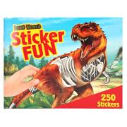 Depesche 3359 Dino World Sticker Fun