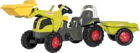 rollykid Traktor Claas Elios Hänger und Lade
