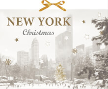 New York Christmas, Wand-Adventskalender